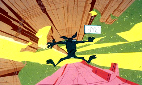 coyote-fall