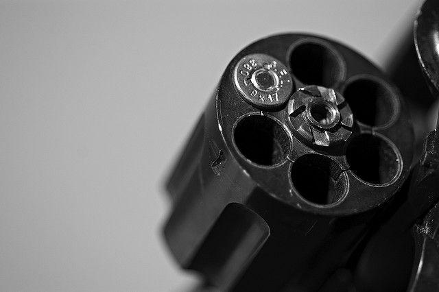 revolver-single-bullet